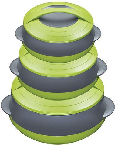 Thermobehälter 3-х частей