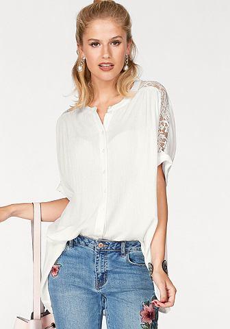 Мятая блузка »BOXY«