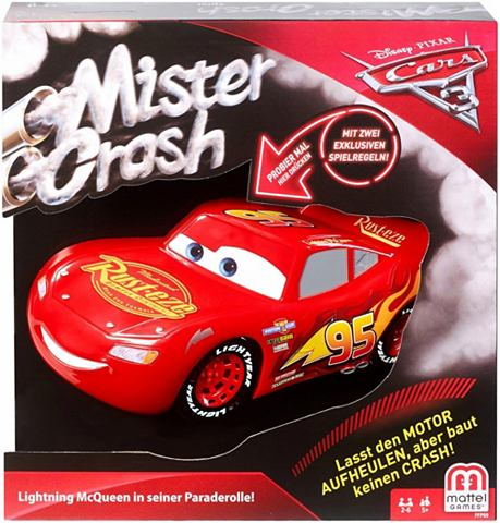 Kartenspiel » Games Cars - Miste...