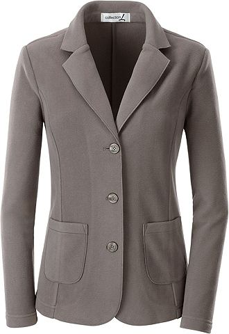 Флисовый пиджак с Reverskragen