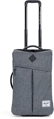 Текстильный чемодан с 2 колесики &raqu...