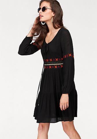 ANISTON BY BAUR Платье с воланами