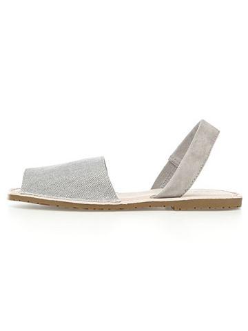 Halb- сандалии