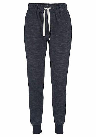 Длиный брюки с манжет на штанина - брю...