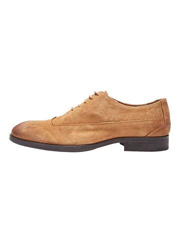 Wildleder- ботинки