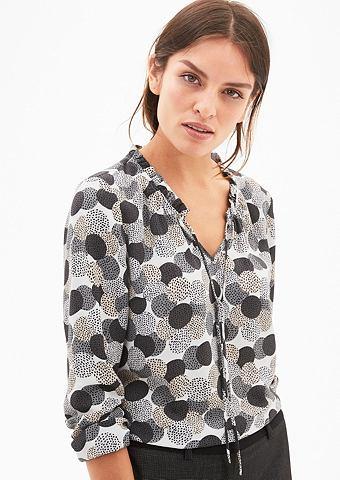 Туника-блузка в ретро стиль