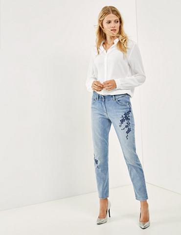 Брюки джинсы укороченный »5-Pock...