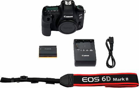 EOS 6D Mark II фотоаппарат зеркальный ...