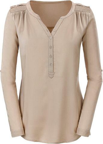 Блуза в модный weiter форма