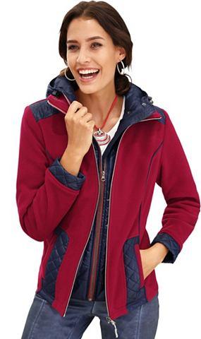 Флисовая куртка в 2-in-1-Optik
