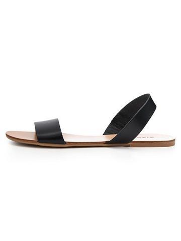 Minimalistische сандалии