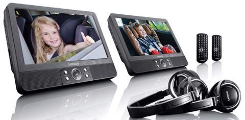LENCO Tragbarer DVD-Player в комплект с подс...