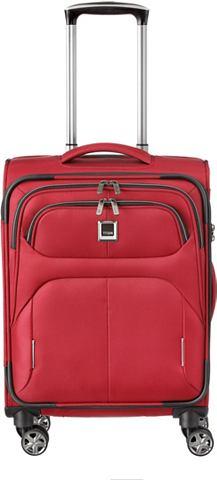 ® Текстильный чемодан с 4 колесики...