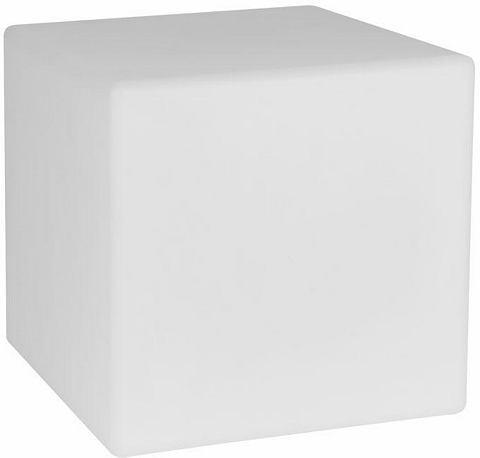 LED стул, шкаф в форме куба, кубики