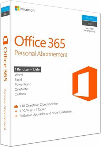® Office 365 Personal Mac/Windows
