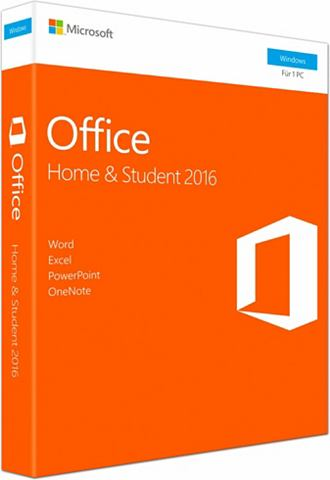 ® Office Home and Student 2016 Win...