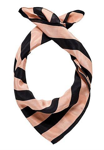 Kleines шарф шелковый с полоску