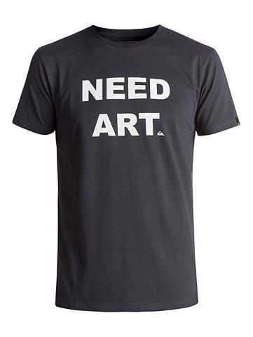 Футболка »Sust East Need Art&laq...