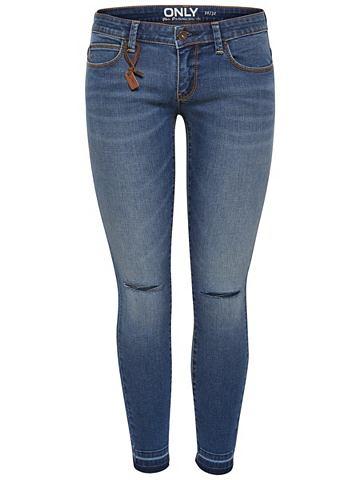Облегающий форма джинсы