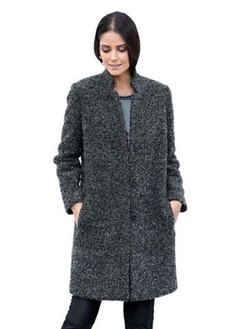 Пальто из Boucléqualität