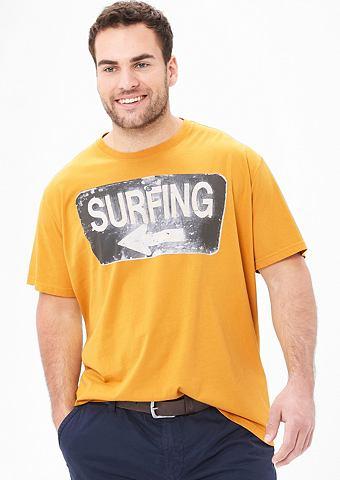 Майка с Surf-Print