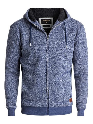 Zip-Up Флисовий пуловер с капюшон &raq...
