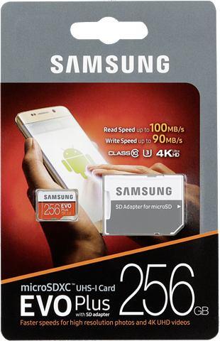SAMSUNG Micro SD карта памяти »micro SDX...