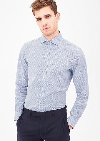 Modern форма: Stretchiges рубашка