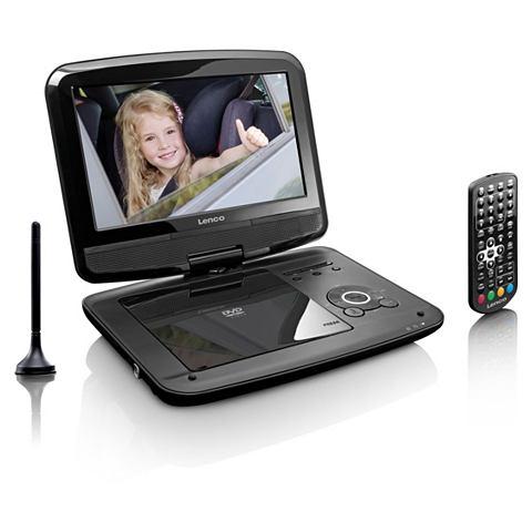 DVD-Player с DVB-T2-Empfänger и 9...