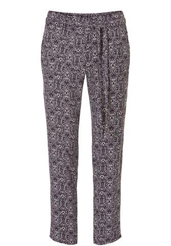 Betty&Co брюки с повторяющийся узо...