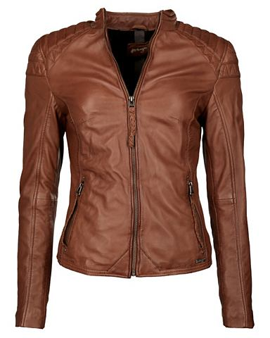 Куртка кожаная »Brightwater&laqu...