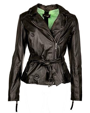 Куртка кожаная для женсщин Limo