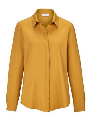 Блуза с runden Nieten вышитый