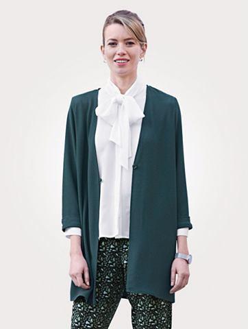 Рубашка-куртка в Longform