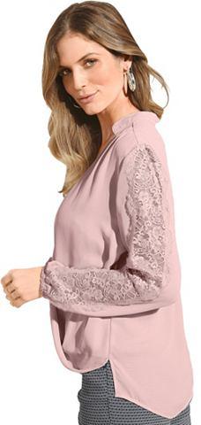 Блуза в effektvoller с ложным запахом
