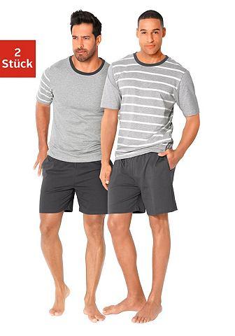Пижама короткая (2 единицы с Streifen