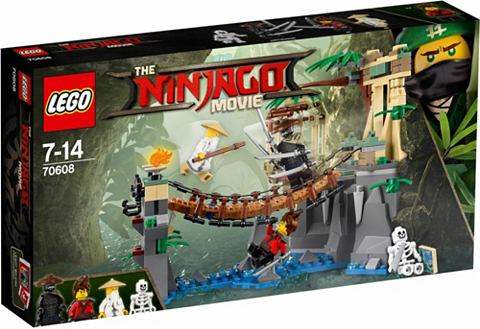 LEGO ® Meister Wu's Wasser-Fall (70608)...