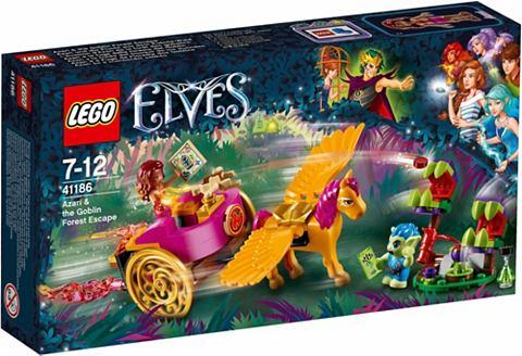LEGO ® Azari и die Flucht из dem Kobold...