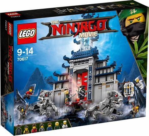 LEGO ® Ultimativ ultimatives Tempel-Ver...