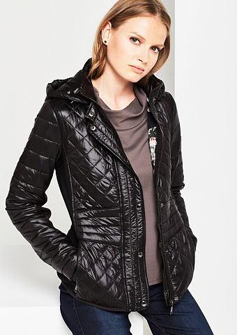 Экстравагантный Куртка стеганая с Stof...