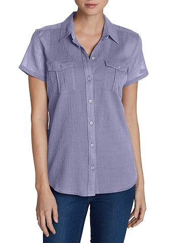 Packbare блузка с коротким рукавом - у...