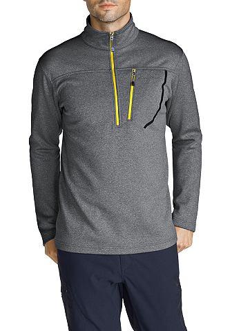 High Route рубашка с 1/4-Reissverschlu...