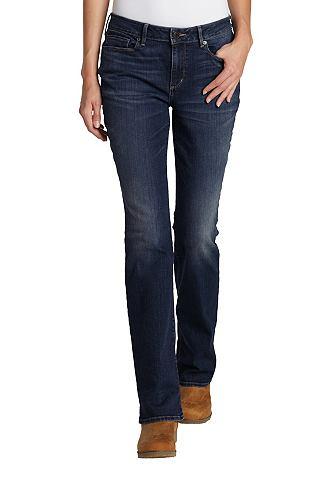 Straight Leg джинсы