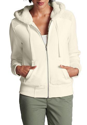 Куртка с капюшоном с Sherpafutter