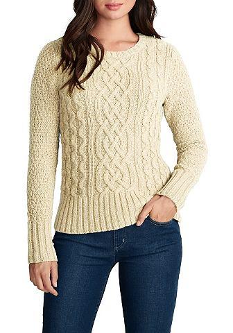 Пуловер с футболка