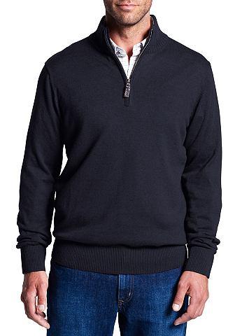 Пуловер с воротником-стойкой с Kaschmi...