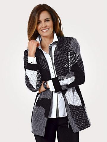 Куртка легкая с Wollstruktur