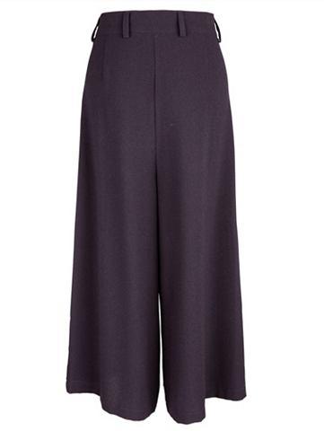 Юбка-брюки из Crêpegewebe