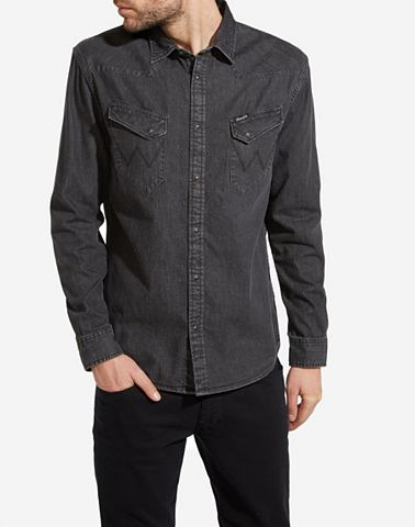 Футболка »Western denim Shirt&la...