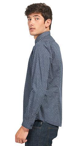 Рубашка »strukturiertes Button-D...